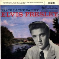 Elvis Presley - Peace In The Valley  (RCX 101) Ex/Ex